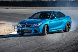 BMW F87 M2 Coupe OEM paint color options