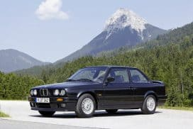 Verify if your BMW E30 has central locking system