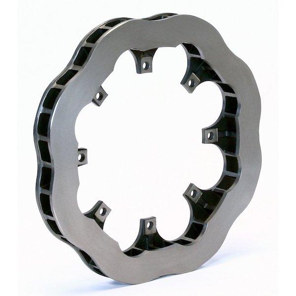 scalloped brake rotors