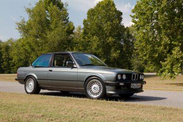 BMW E30 Delphin Metallic 184