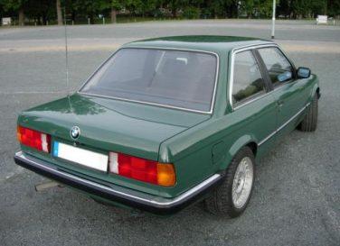 BMW E30 Akazien Green 179