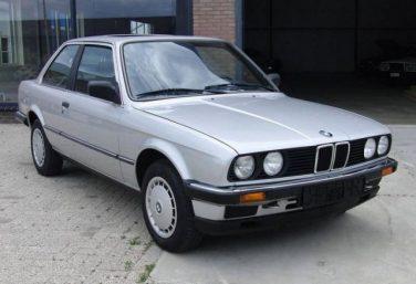 BMW E30 Polaris Metallic 060