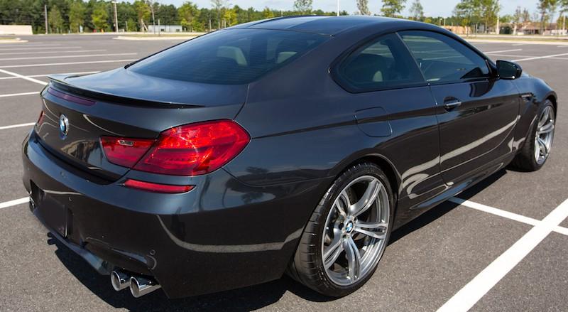 BMW F13 M6 singapore gray metallic