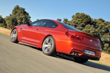 BMW F13 M6 Sakhir Orange
