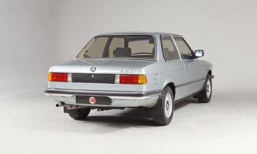 BMW E21 Polaris Silver Metallic