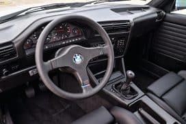 BMW Mtech 1 steering wheel M stripe badge replacement