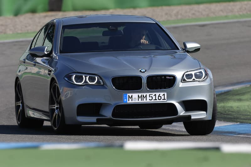 BMW F10 M5 Space Grey Metallic