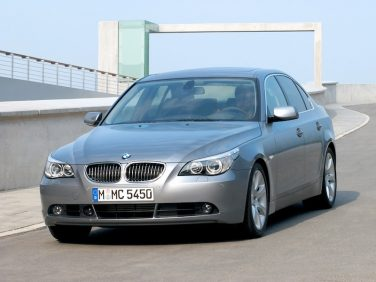 BMW 2003 545i E60