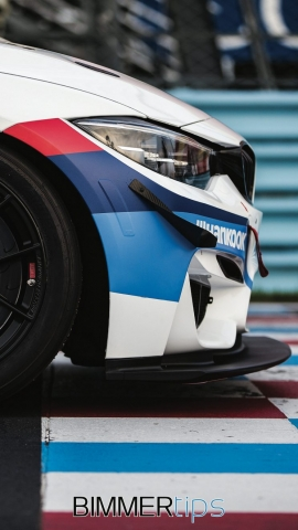 BMW M4 GT4 wallpaper iPhone android