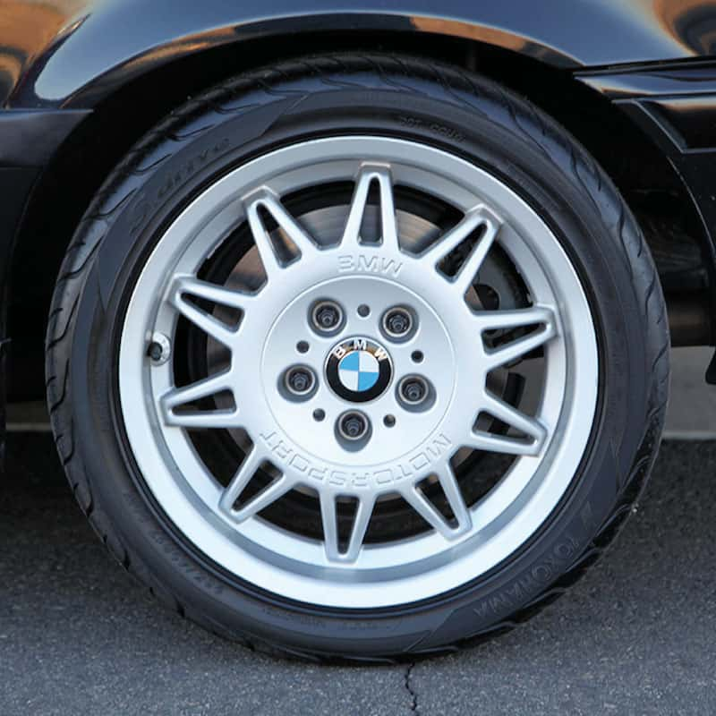 competition bmw wheel staggered style m rims set wheels