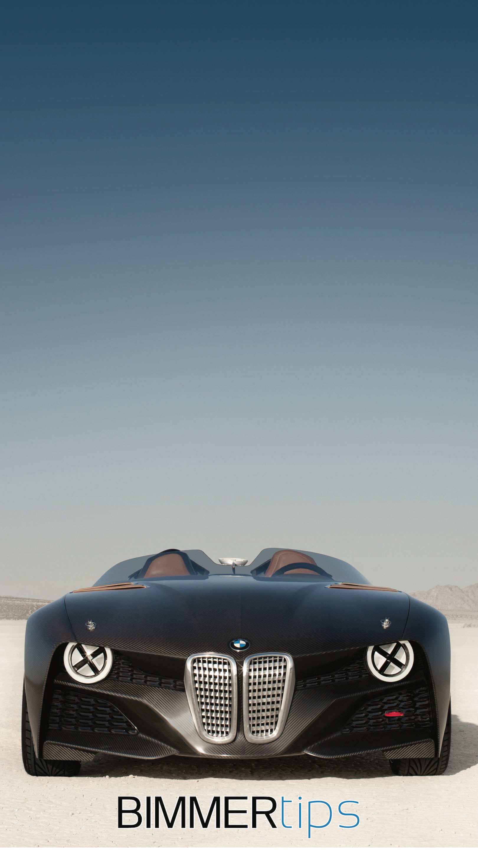 BMW 328 Homage iPhone android wallpaper