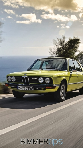 BMW E12 528 wallpaper iPhone android