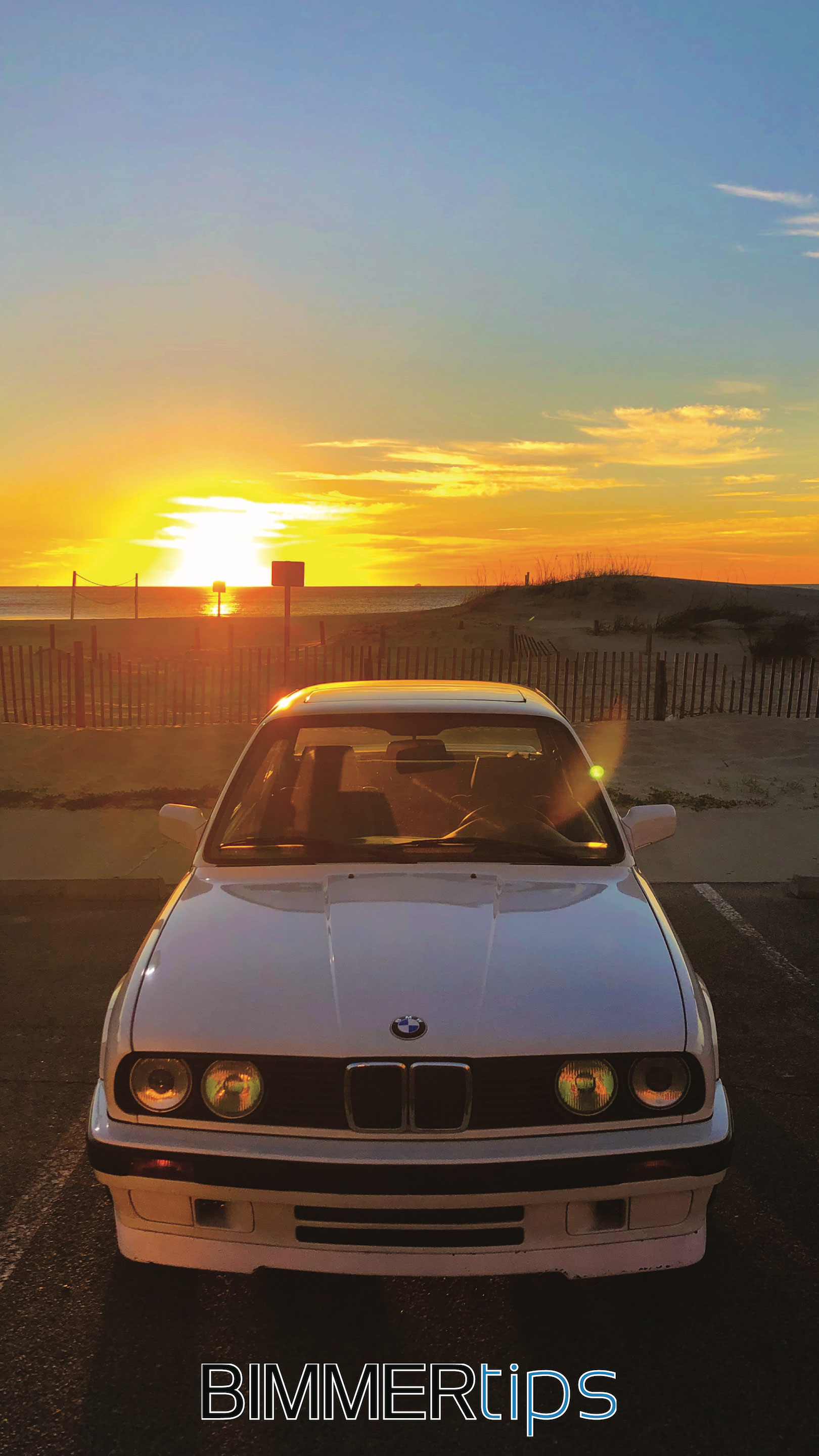 BMW E30 318is Wallpaper iPhone android