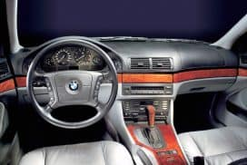BMW E39, E53, E83 OEM Radio Aux Port Cable Option