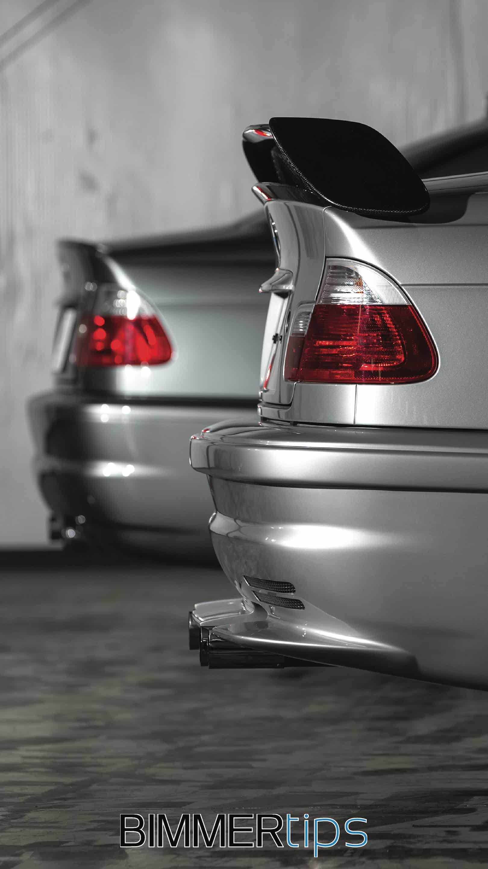 BMW E46 M3 GTR wallpaper android iphone