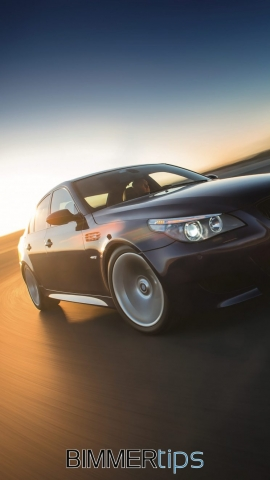 BMW E60 M5 wallpaper iPhone android