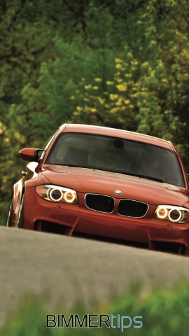 BMW E82 1M wallpaper android iphone