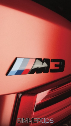 BMW M3 Logo wallpaper android iphone