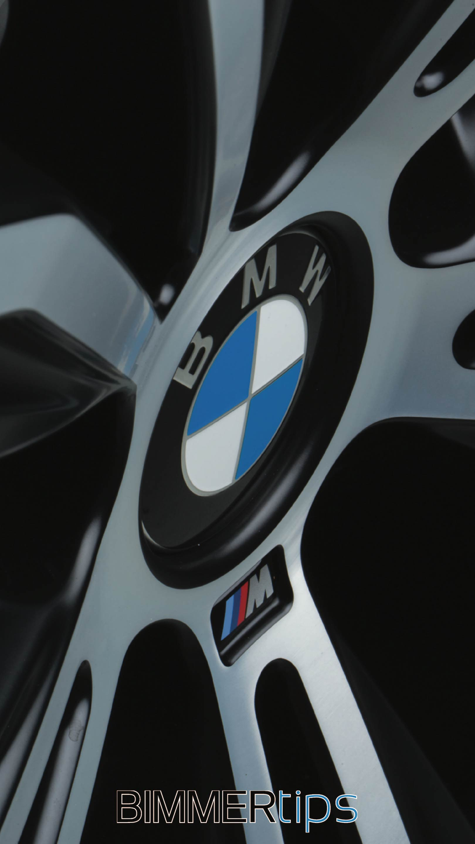 BMW Motorsport wheel wallpaper iPhone android