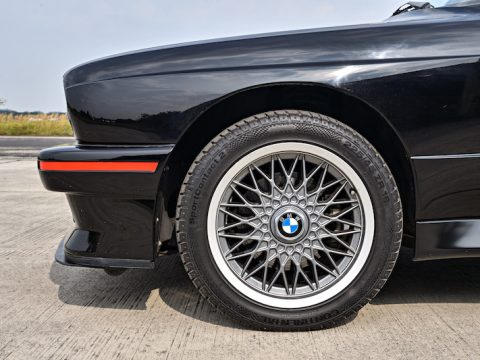 BMW E30 M3 sport evo wheels
