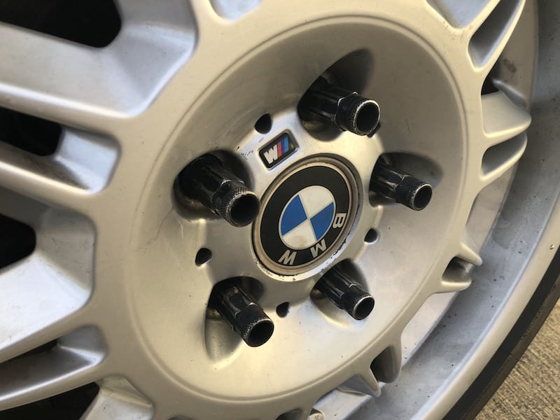 BMW stud conversion kit