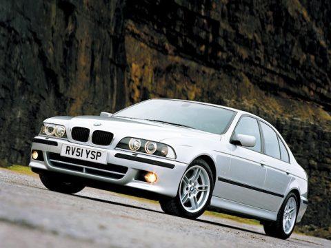 BMW E39 Oil inspection service reset light