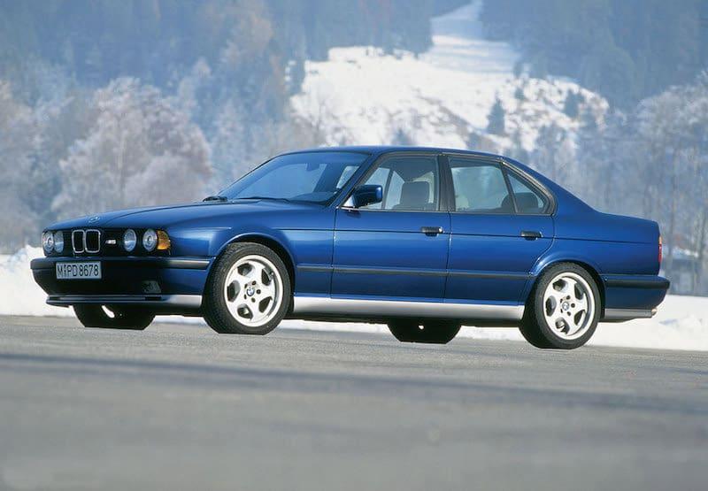 BMW E45 M5 sedan throwing stars style 21