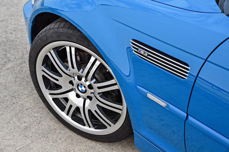 BMW Style 67 E46 M3 wheel