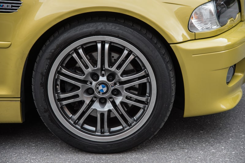 BMW Style 67 M double spoke e46 m3