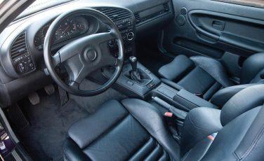 BMW E36 M3 interior vader
