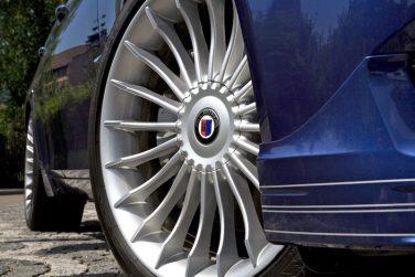 BMW Alpina B7 wheels