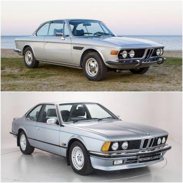 BMW E24 E9 CS
