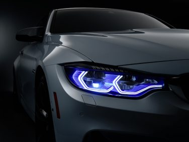 BMW m4 laserlight