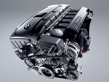 BMW N54B30 engine