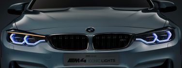 BMW laserlight headlights