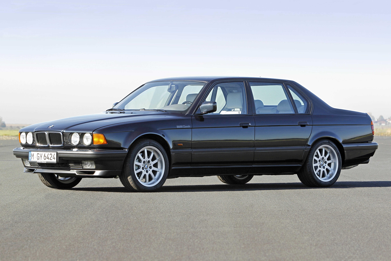 BMW E32 7 series 750iL