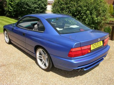 BMW F31 8 series 840ci series B pillar
