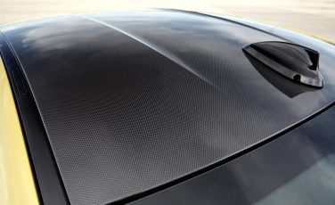 2015 BMW M4 carbon roof