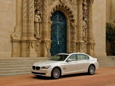 BMW F01 7 Series