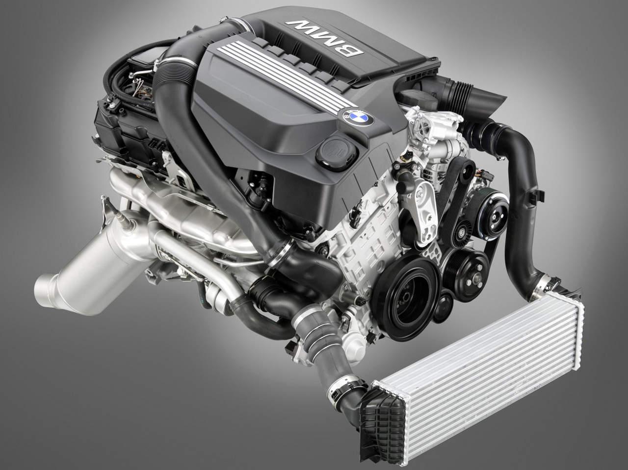 BMW Turbo N55 335i
