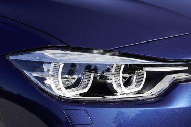 BMW 340i LED headlights