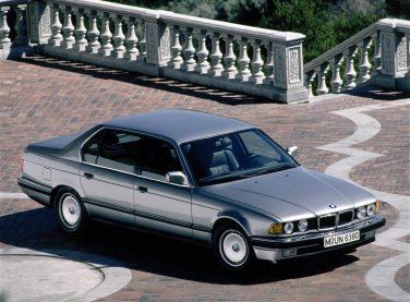 BMW E32 750i 7 Series
