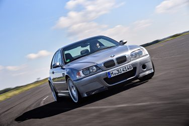 BMW E46 M3 CSL Front