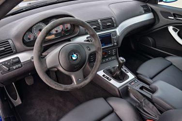 BMW E46 M3 interior manual