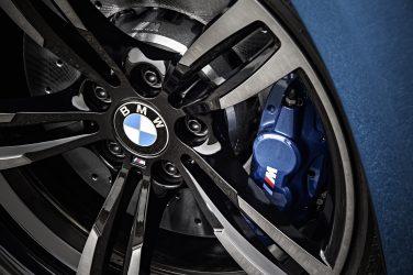 BMW F87 M2 brakes