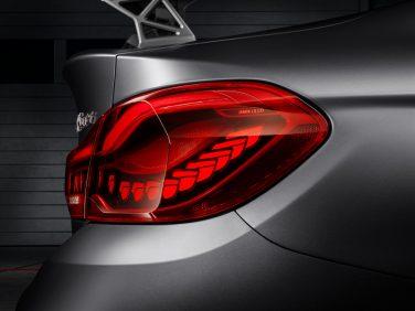 BMW M4 GTS OLED tail lights