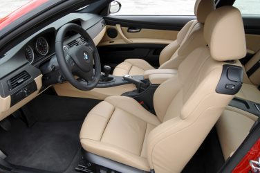 BMW E92 M3 Manual Interior