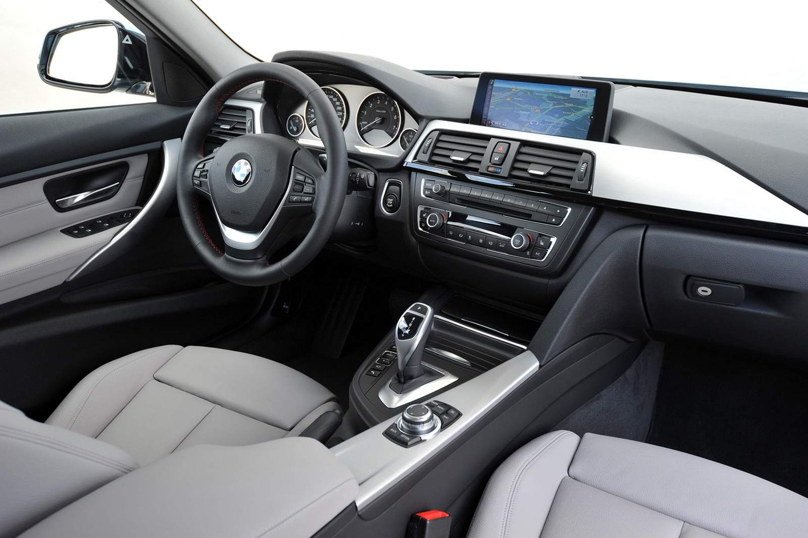 BMW F30 3 series interior