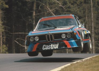 BMW E9 CSL Batmobile