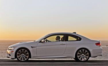 BMW E92 M3 Coupe Alpine White